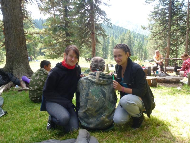 Наш поход в Горном Алтае (Записки туриста 2012)