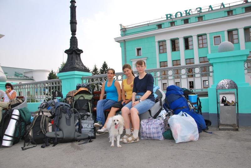 """Походные приключения """"Белопуделя"""" …"""