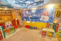 Детская игровая комната в отеле